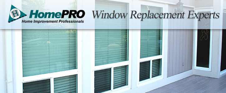 Sacramento Window Replacement | HomePRO